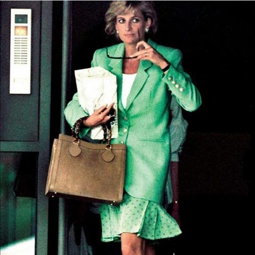Diana và mẫu túi Gucci được cưng chiều - 3