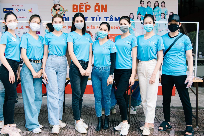 Câu lạc bộ Suối mát từ tâm do bà trùm hoa hậu Phạm Kim Dung