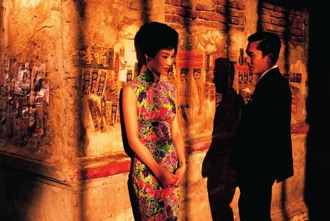 Bộ phim là chuỗi những khung hình đẹp diễm tình, giàu cảm xúc.
