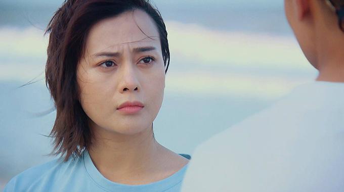 Phương Oanh trong tập 59 Hương vị tình thân.