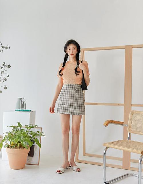 Hack chiều cao bằng chân váy mùa hè
