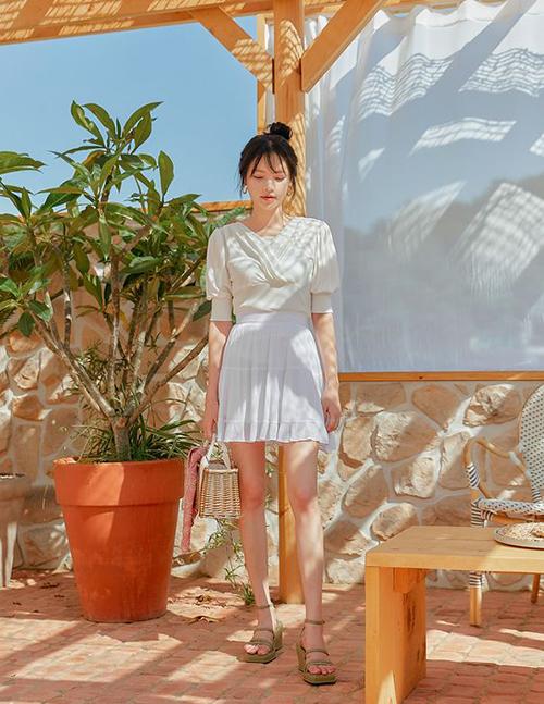 Hack chiều cao bằng chân váy mùa hè - 6