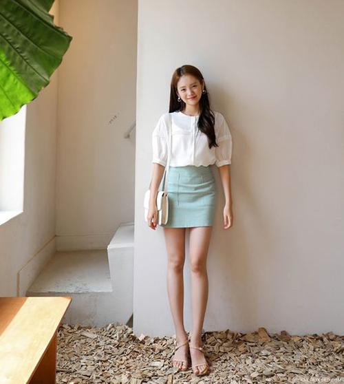 Hack chiều cao bằng chân váy mùa hè - 5