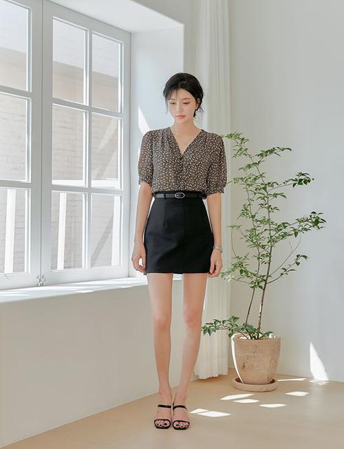 Hack chiều cao bằng chân váy mùa hè - 1