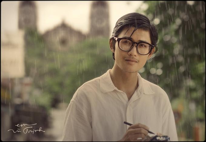 Avin Lu (sinh năm 1995) xuất thân là ca sĩ, từng là học trò của ca sĩ Tóc Tiên tại The Voice 2017. Năm 2020, anh lần đầu bước lên màn ảnh với phim Sài Gòn trong cơn mưa, được đánh giá cao về khả năng diễn tâm lý, đặc biệt có đôi mắt giàu tự dự. Không lâu sau đó, Avin Lu gây ấn tượng với hình ảnh gầy gò, buồn lãng đãng khi tái hiện chân dung nhạc sĩ Trịnh Công Sơn trong Em và Trịnh. Bộ phim dự kiến ra rạp dịp Giáng sinh 2021.