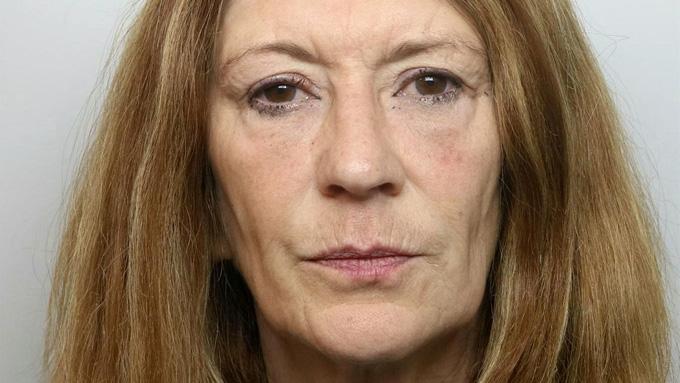 Corinna Smith lĩnh án tù chung thân vì giết chồng. Ảnh: SWNS.