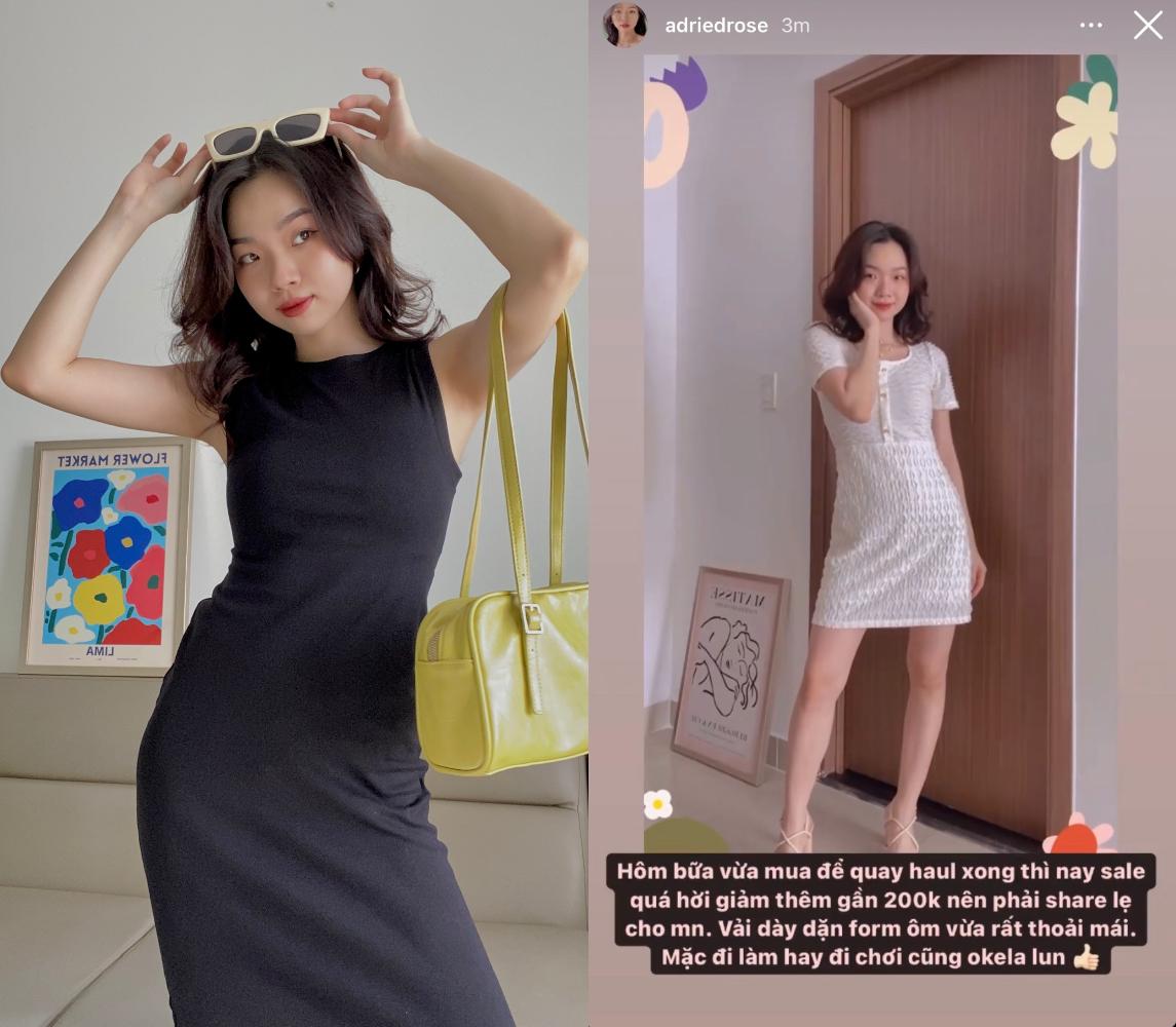 Blogger Việt săn thời trang local brand giá chỉ từ 122.000 đồng - 6