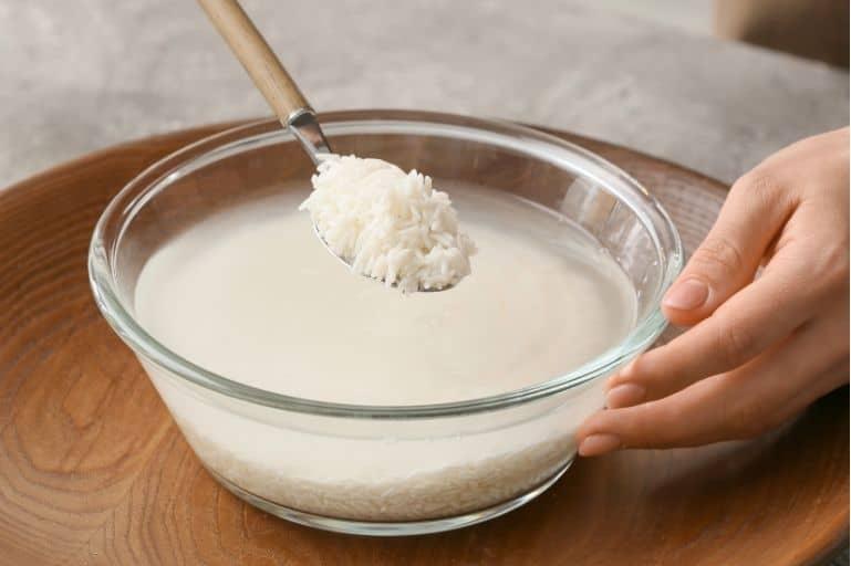 Phụ nữ Hàn Quốc dùng nước vo gạo để rửa mặt và dùng bột gạo làm mặt nạ dưỡng da.