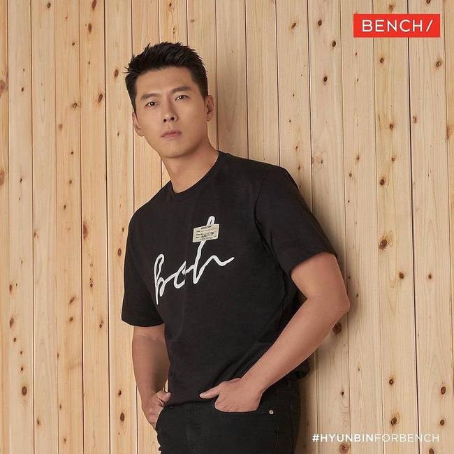 Hyun Bin khoe vẻ đàn ông  - 8