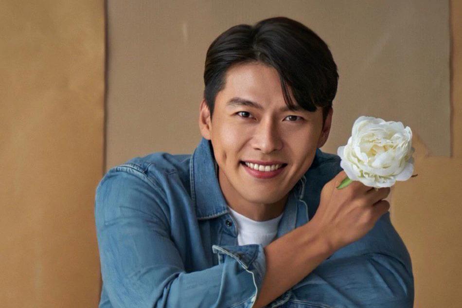 Hyun Bin khoe vẻ đàn ông  - 10