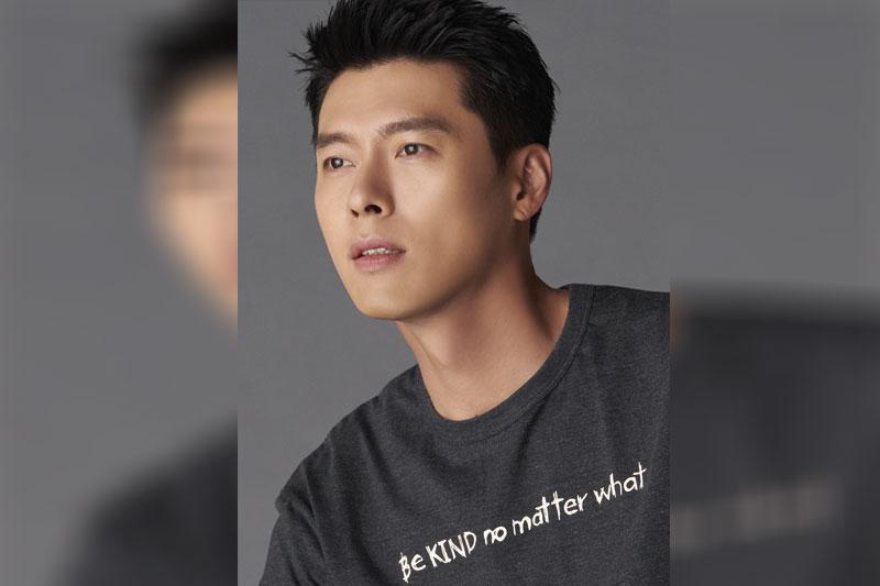 Hyun Bin khoe vẻ đàn ông