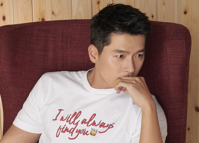 Hyun Bin khoe vẻ đàn ông  - 2