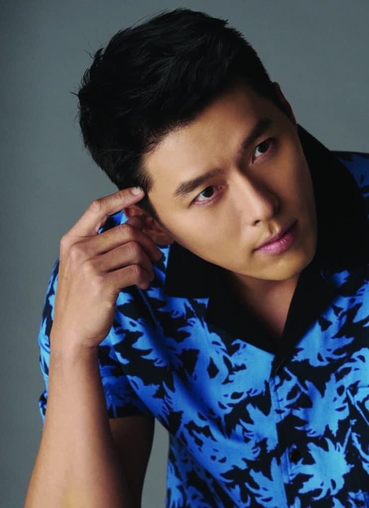 Hyun Bin khoe vẻ đàn ông  - 3