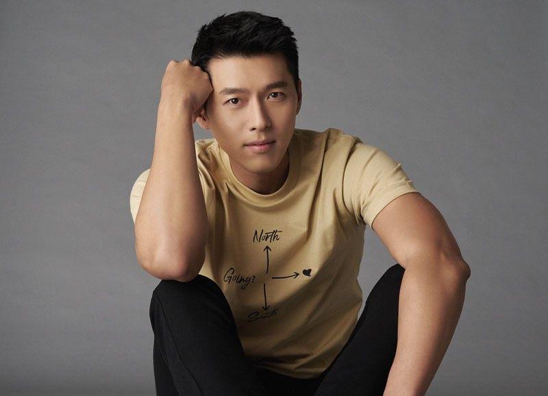 Hyun Bin khoe vẻ đàn ông  - 7
