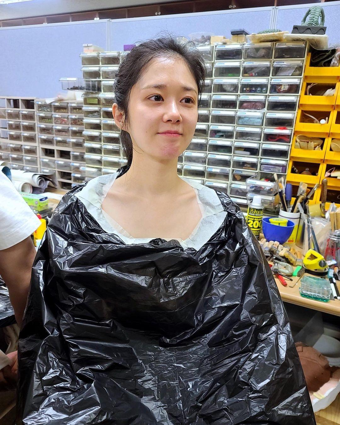 Bí thuật giúp Jang Nara trông như gái đôi mươi dù đã tứ tuần - 1