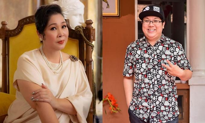 NSND Hồng Vân và nghệ sĩ Gia Bảo là hai trong số các sao Việt ủng hộ cho Quỹ hỗ trợ filmmaker của đạo diễn Nguyễn Quang Dũng.