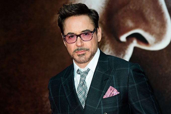 Tài tử Robert Downey Jr.