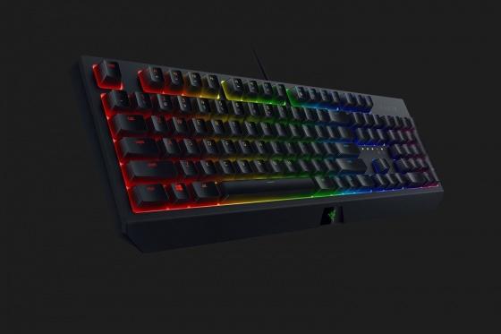 Bàn phím Razer Huntsman Tournament Edition–87Key-US Layout-Linear Optical Switch RZ03-03080100-R3M1 giảm 2.839.200đ (- 20 %)là dòng bàn phím cơ với thiết kế nhỏ gọn, đơn giản, được cài đặt hiệu ứng ánh sáng có sẵn, bạn cũng có thể điều chỉnh bảng màu theo ý thích. Bạn sẽ được trải nghiệm hiệu ứng ánh sáng độc đáo và thao tác bàn phím nhanh nhạy nên đây chính là sản phẩm được các game thủ trên toàn thế giới yêu thích và săn đón.      Thiết kế tenkeyless gọn gàng      Công nghệ switch cơ học độc quyền      Tuổi thọ 80 triệu lượt nhấn      Hệ thống led RGB có thể điều chỉnh được      Dây cáp có thể được tháo rời      Cảm giác gõ tactile thú vị      Không phát ra tiếng ồn, không bị làm phiền  Bảo hành :     24 tháng - Chỉ bảo hành sản phẩm còn nguyên seal (Bao gồm sản phẩm + vỏ hộp)