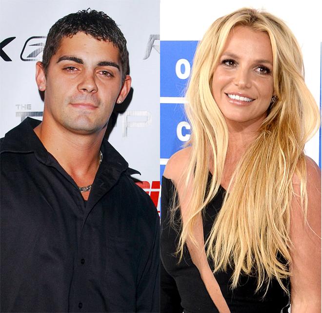 Jason Alexander và Britney Spears.