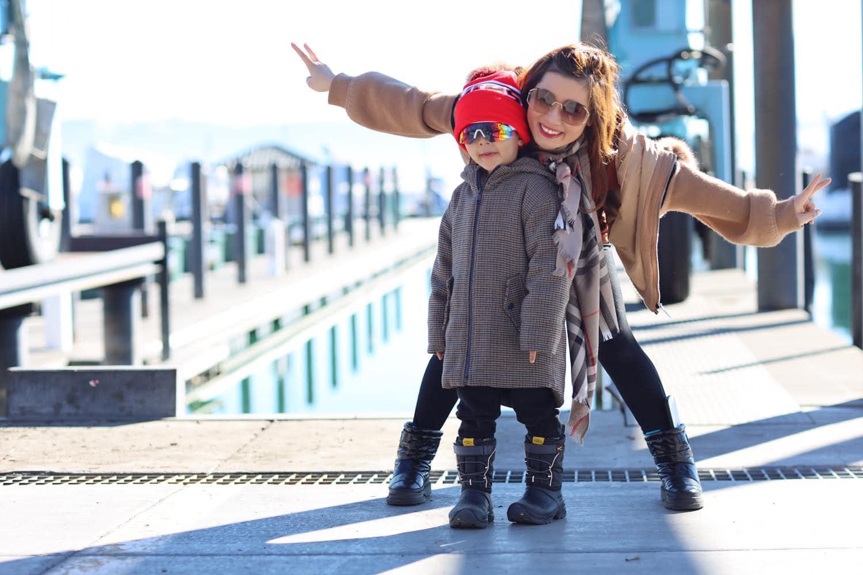 Vợ Đan Trường chăm đưa con đi khắp nước Mỹ du lịch - 10