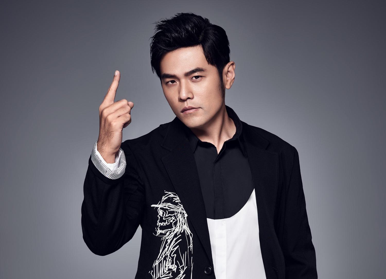 Tài tử, ca sĩ Châu Kiệt Luân.