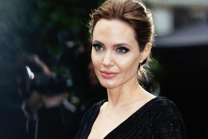 Angelina không né tránh hay cảm thấy nặng nề về quy luật tự nhiên của tạo hóa.
