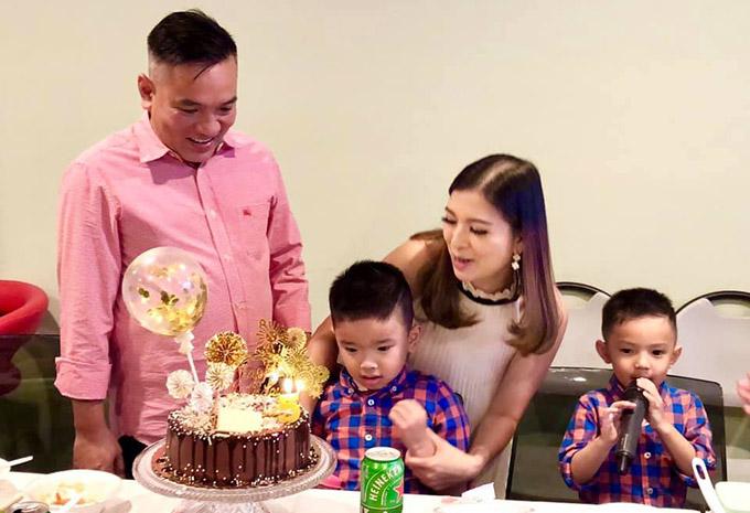 Gia đình Phạm Thanh Thảo có cuộc sống sung túc ở Mỹ.