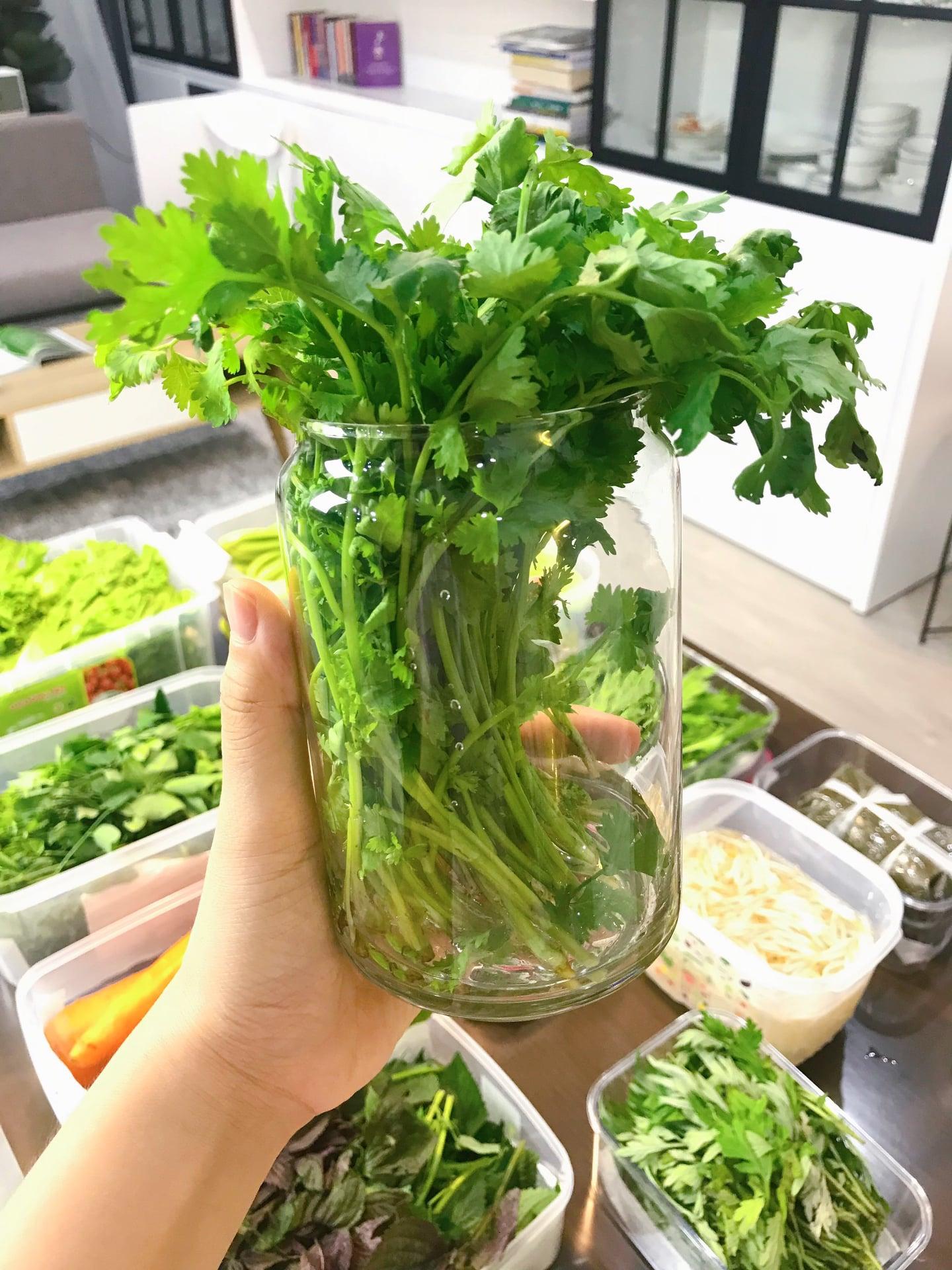 Gái đảm Sài Gòn bảo quản 11 loại thực phẩm tươi cả tuần mùa dịch - 11