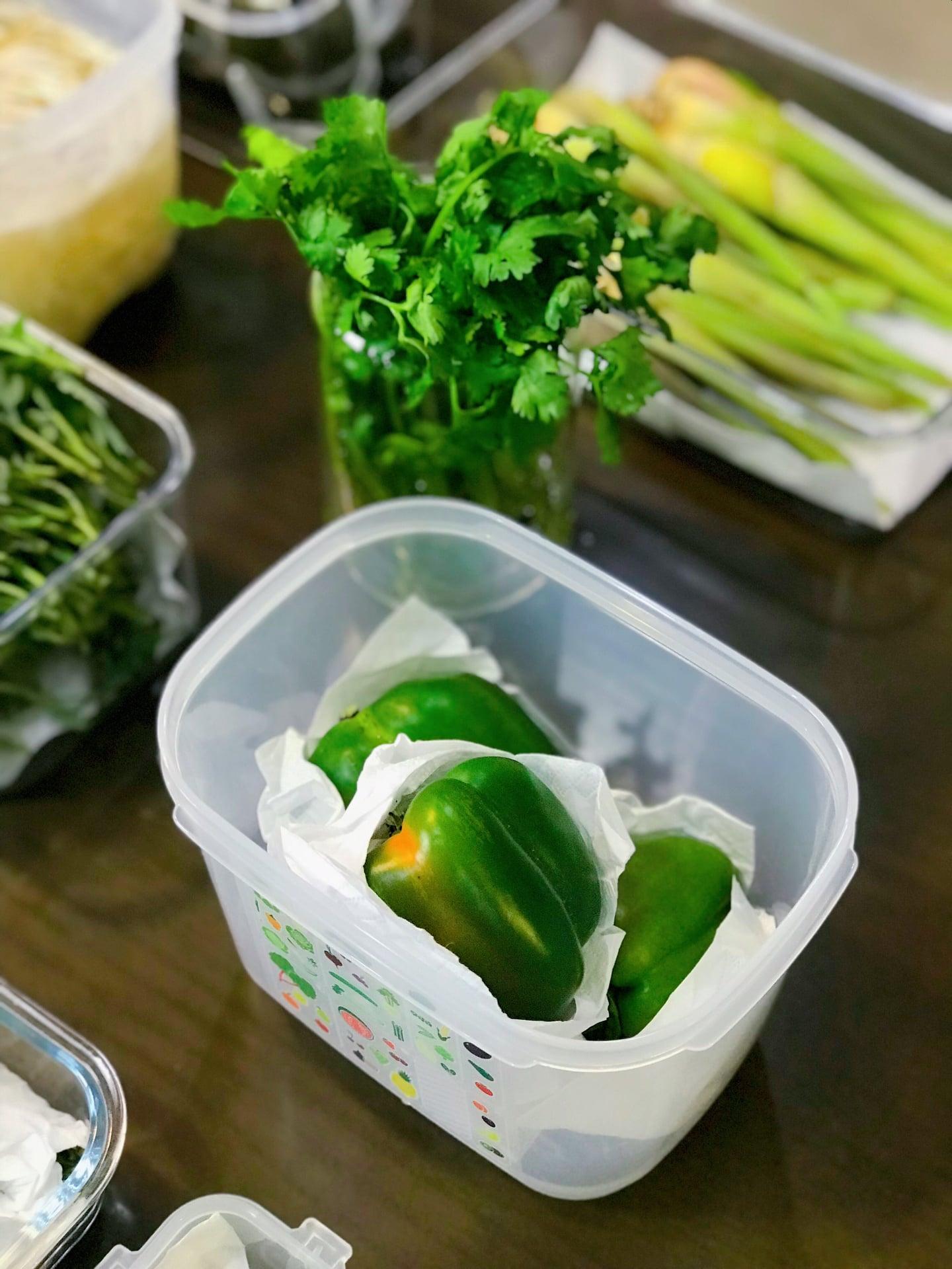 Gái đảm Sài Gòn bảo quản 11 loại thực phẩm tươi cả tuần mùa dịch - 8