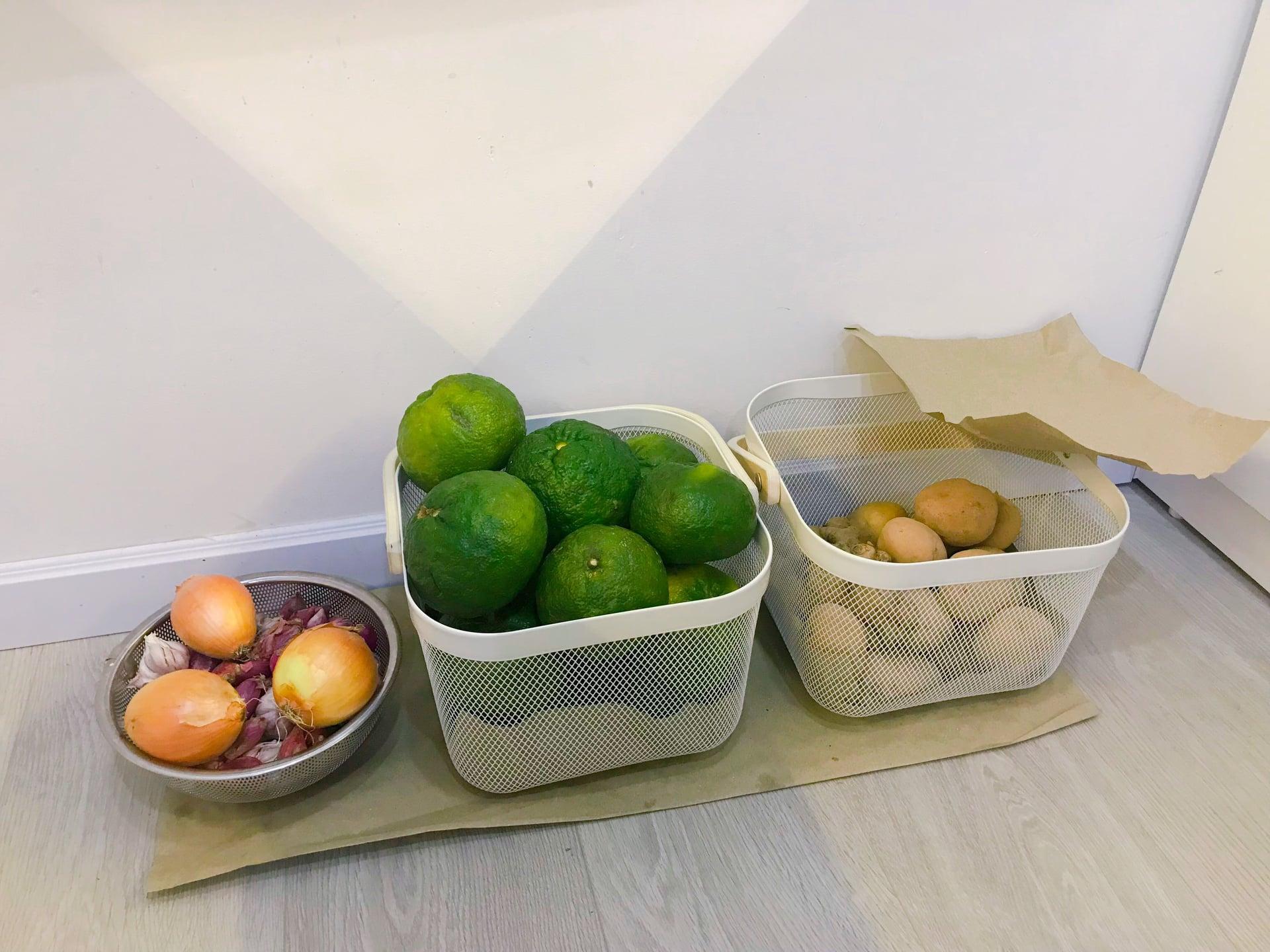 Gái đảm Sài Gòn bảo quản 11 loại thực phẩm tươi cả tuần mùa dịch - 9