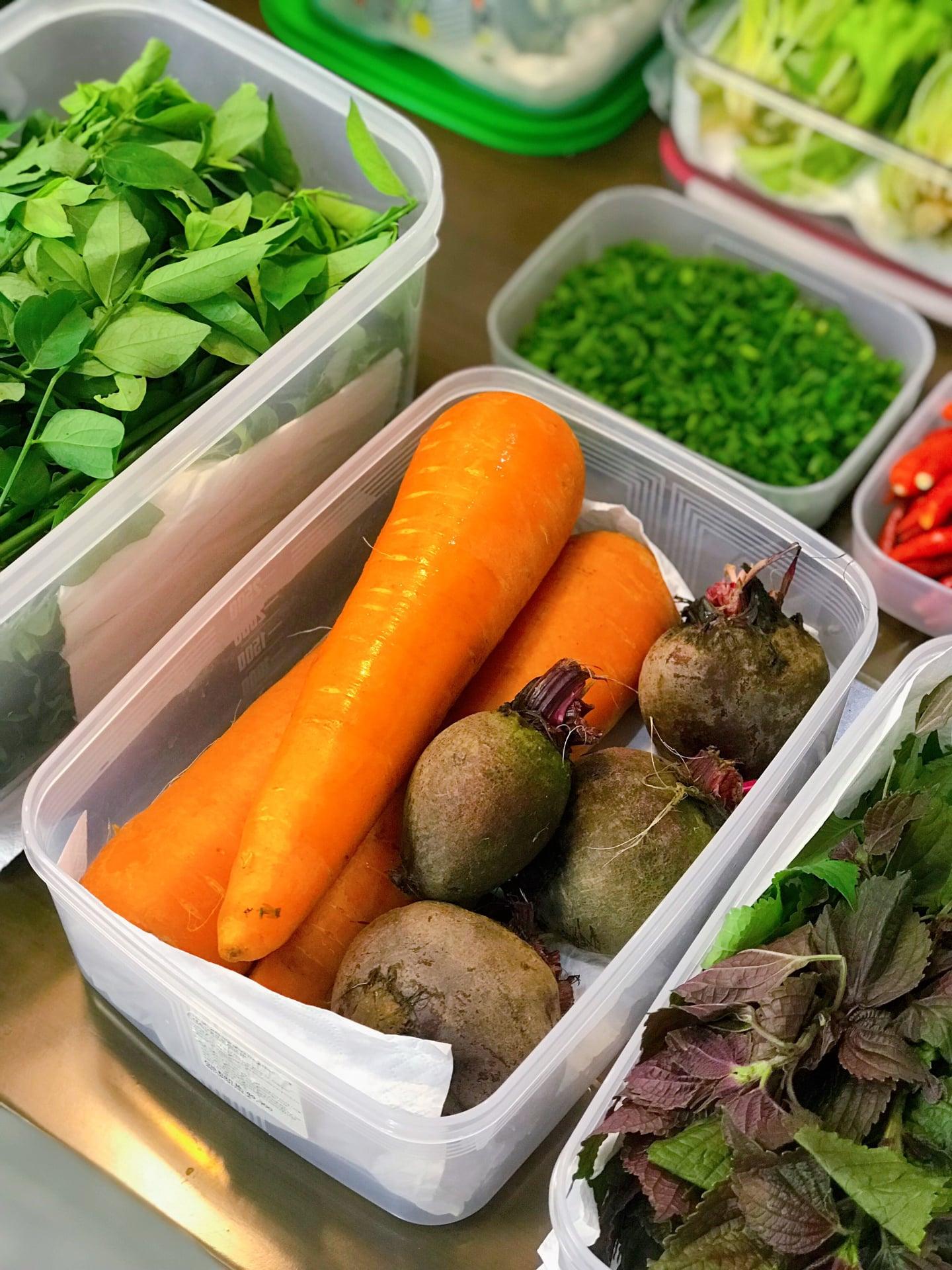 Gái đảm Sài Gòn bảo quản 11 loại thực phẩm tươi cả tuần mùa dịch - 7