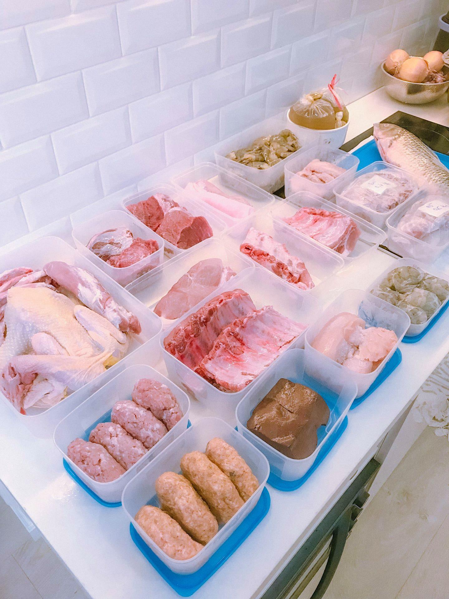 Gái đảm Sài Gòn bảo quản 11 loại thực phẩm tươi cả tuần mùa dịch - 10