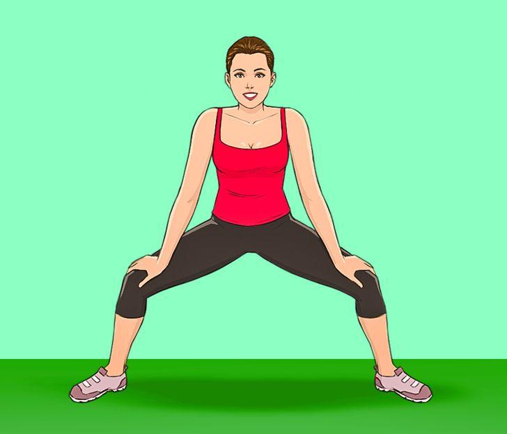 Chuyên gia Nhật Bản hướng dẫn bài tập đánh tan mỡ bụng dưới - 4