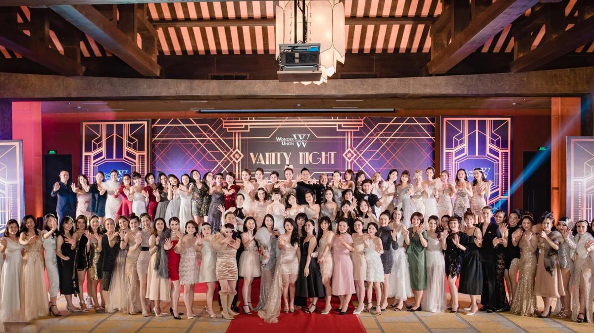 Linh Berry đã phát triển hệ thống kinh doanh Weilaiya.