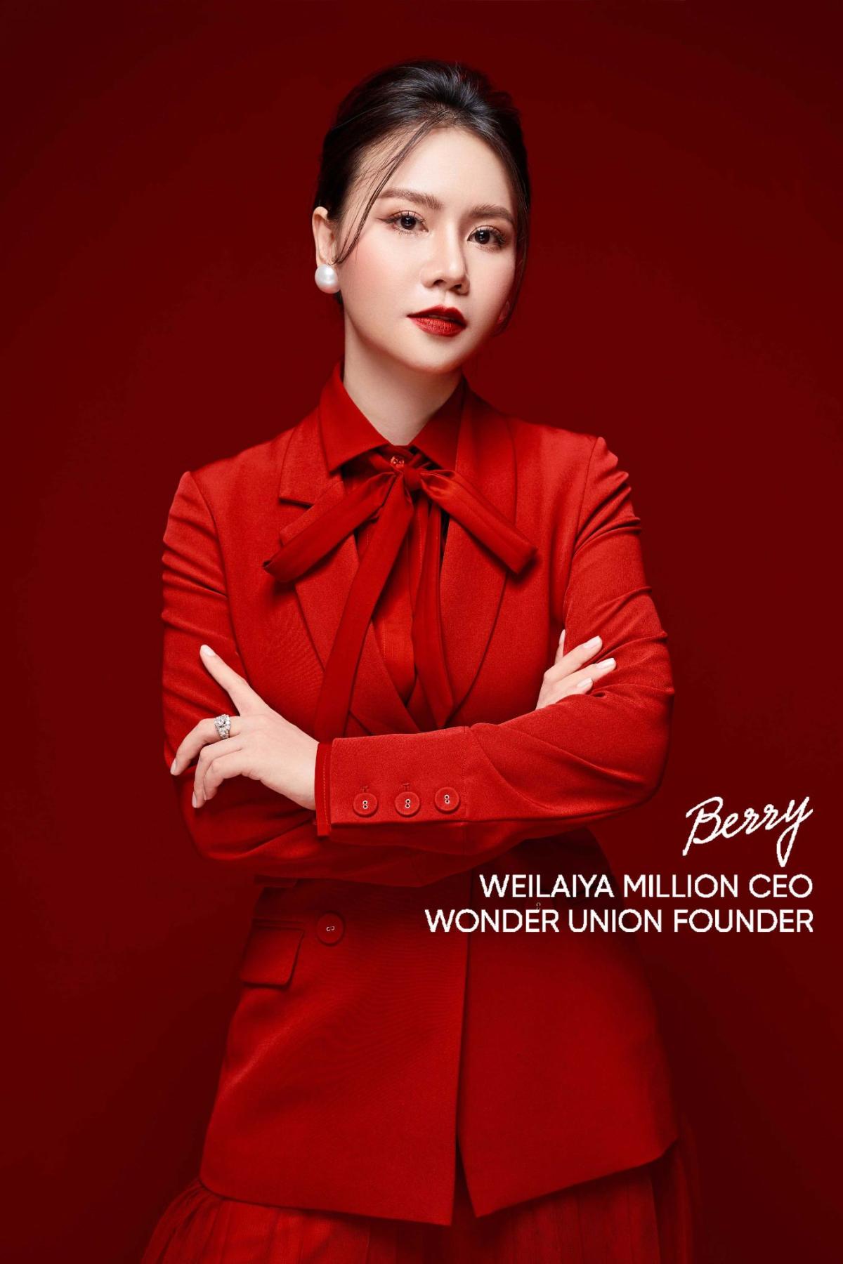 Sự nhiệt huyết trong kinh doanh và giúp đỡ người khác cùng phát triển là triết lý của Linh Berry.