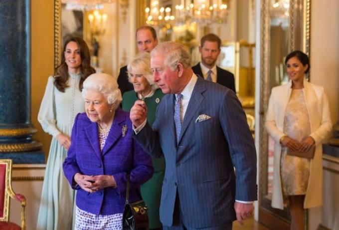 Quan hệ của Harry và gia đình đã bị tổn thương trong thời gian gần đây sau những cáo buộc của vợ chồng anh. Ảnh: AFP.