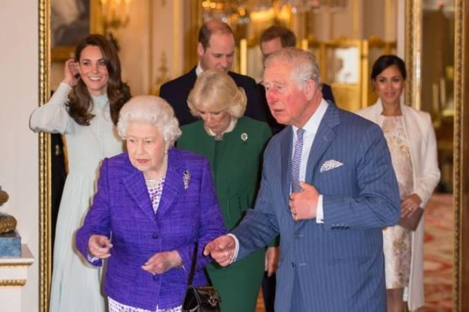 Hoàng gia chấn động sau nhiều cáo buộc gần đây của Harry với gia đình. Ảnh: AFP.