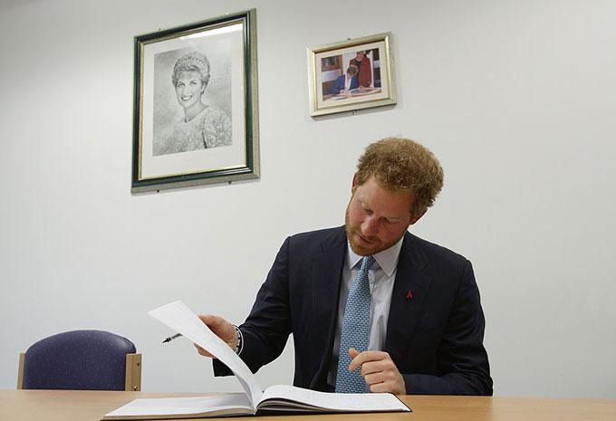 Hoàng tử Harry, Công tước xứ Sussex. Ảnh: UK Press.