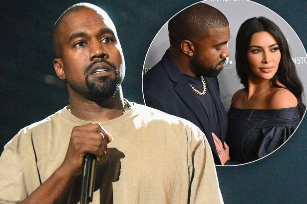 Kanye West đã viết ca khúc buồn về Kim.