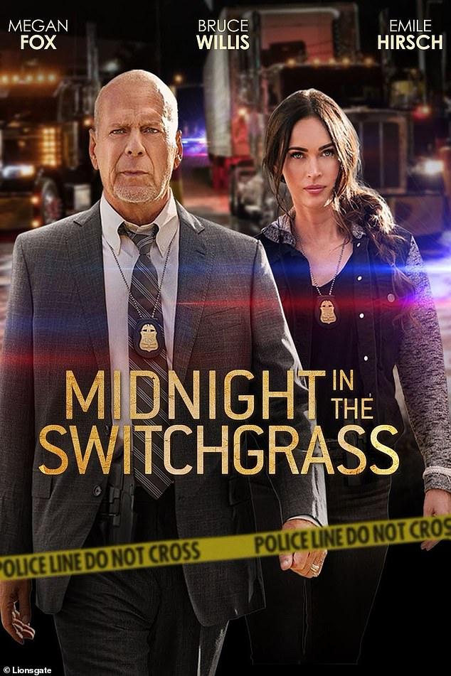 Megan Fox và Bruce Willis là hai ngôi sao chính của phim.