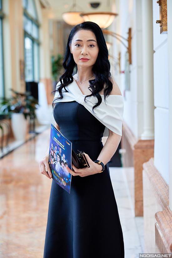 Diễn viên Quách Thu Phương.