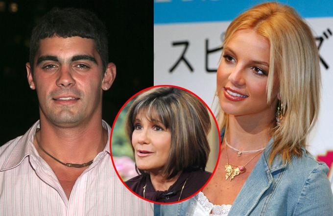 Bà  Lynne Spears phản đối đám cưới của Britney với cậu bạn Jason  Alexander.