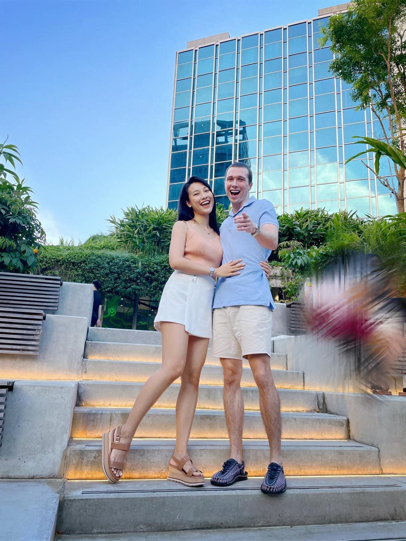 Hai nhà hàng ở Singapore nơi vợ chồng Hoàng Oanh trốn con hẹn hò - 3