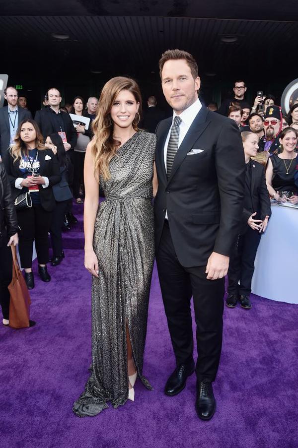 Chris Pratt đang hạnh phúc bên Katherine Schwarzenegger - con gái ngôi sao Kẻ hủy diệt Arnold  Schwarzenegger.