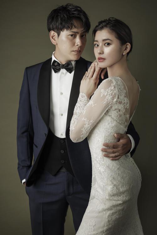 Ảnh cưới của hai ngôi sao Nhật.