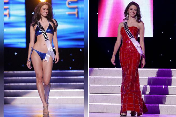 Regina Turner tham gia cuộc thi Hoa hậu bang Connecticut và giành chiến thắng. Ảnh: NYP.
