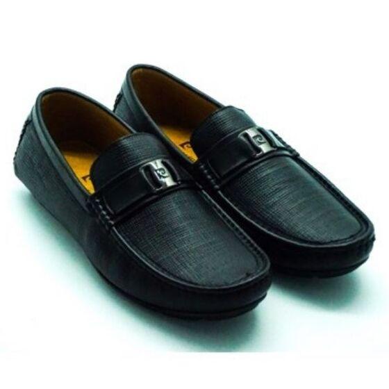 Giày Pierre Cardin PCMFWLE 708BLK; chất liệu da bò; tránh tiếp xúc với nước và nhiệt độ cao; llàm sạch bằng xi đánh giày, lotion dưỡng da và dùng khăn ẩm sạch để lau.