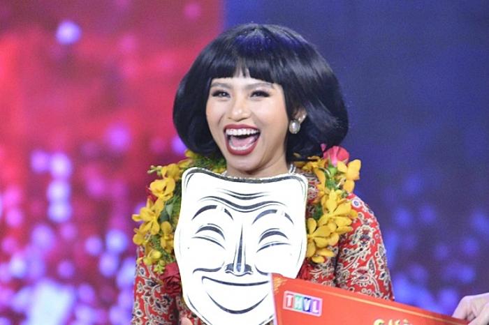 Ngọc Phước chiến thắng cuộc thi Cười xuyên Việt hồi giữa tháng 3.