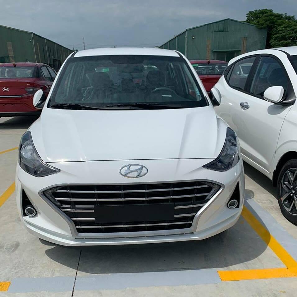 Hyundai Grand i10 với nhiều thay đổi ở thiết kế.