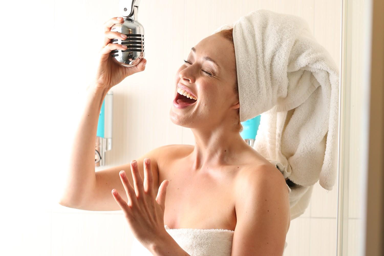 Tắm là một cách hỗ trợ điều trị trầm cảm.